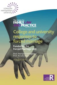 2013 Forced Marriage Report
