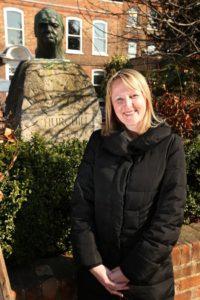 Nicola Sharp wins Winston Churchill Travelling Fellowship